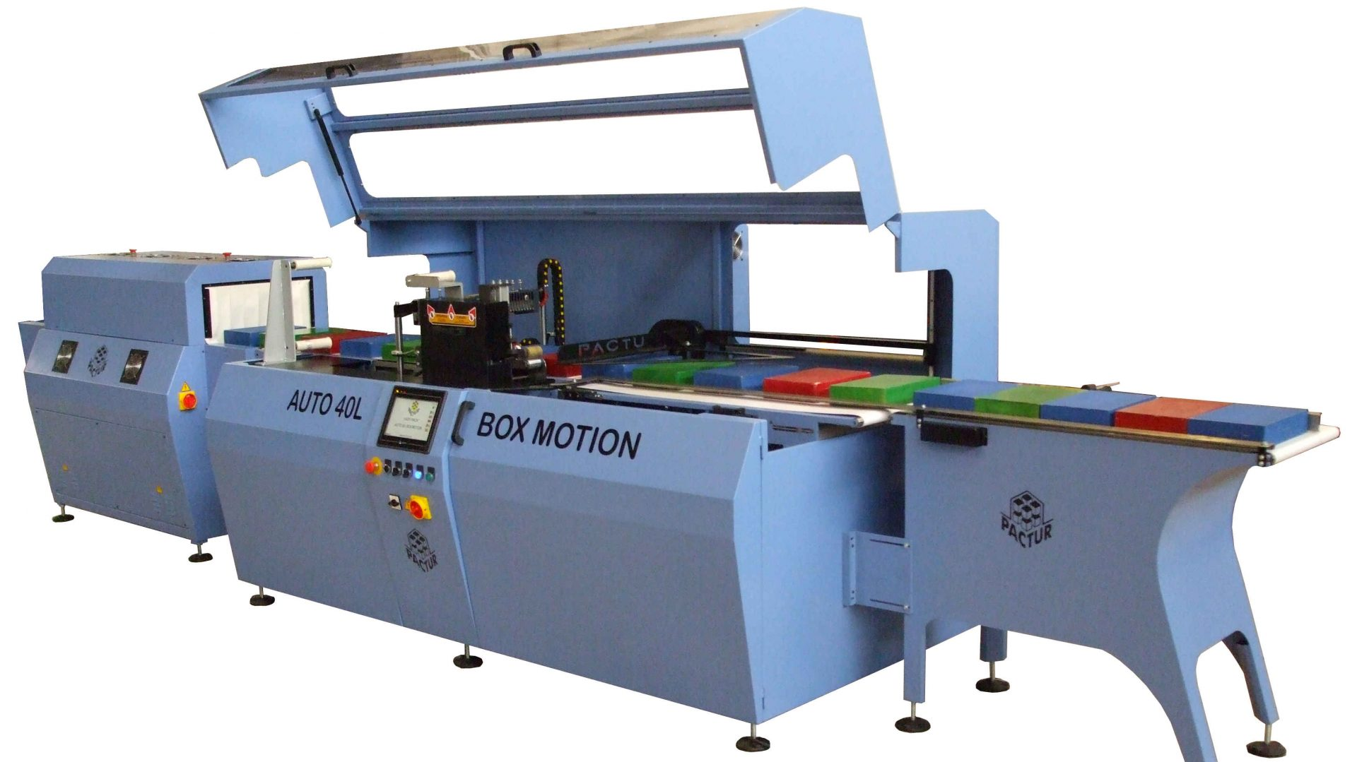 continuous motion side sealers